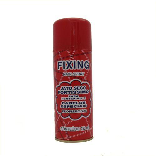 Fixing Profissional Hair Spray Fixação Fortissímo 250ml