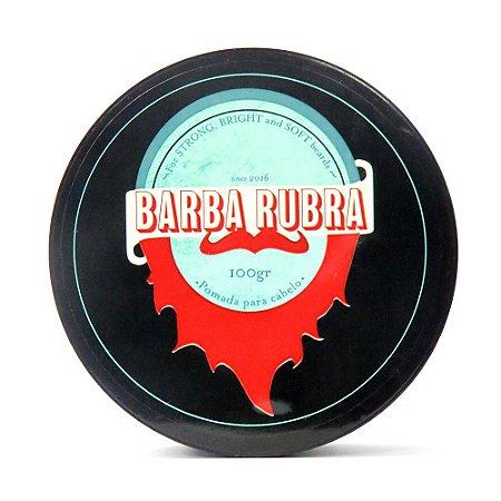 Barba Rubra Pomada Modeladora para Cabelo Masculino - 100g