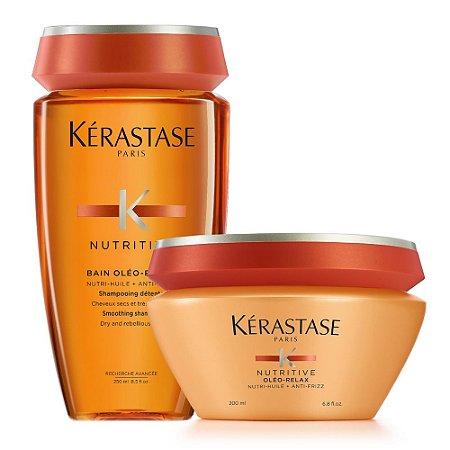 Kérastase Nutritive Oléo Relax Kit Bain 250ml + Masque 200g