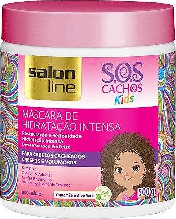 d4c2e6499 Salon Line SOS Cachos Kids Máscara 500g - Loja da Bela |Encontre os ...