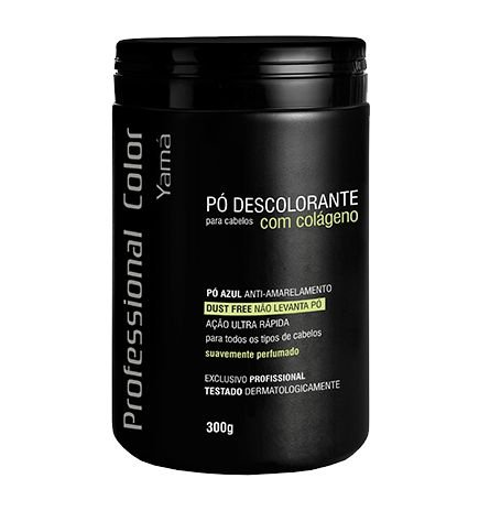 Yamá Professional Color Pó Descolorante com Colágeno - 300g