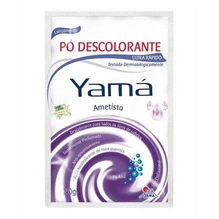 Yamá Pó Descolorante Ametista 20g
