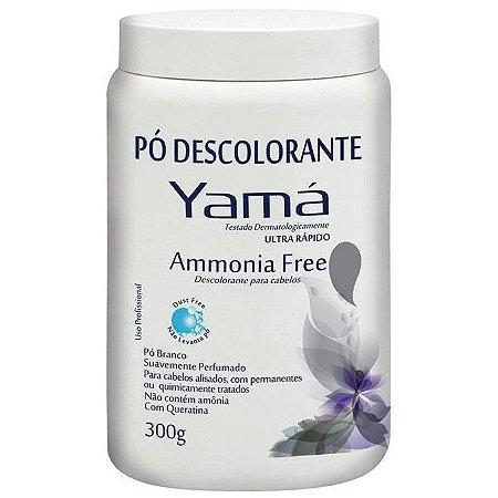 Yamá Descolorante Pó - Ammonia Free - 300g