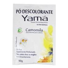 Yamá Descolorante Pó - Camomila - 50g