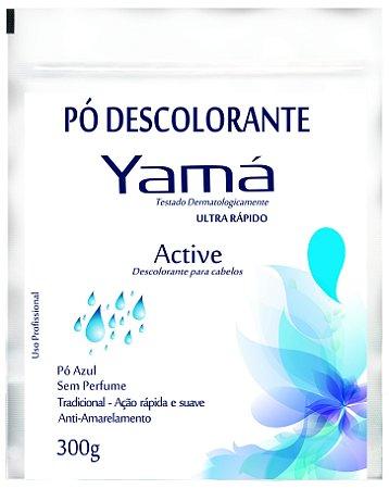 YAMÁ Pó Descolorante Active Refil 300g