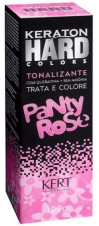 KERATON Hard Colors Tonalizante Panty Rose 100g