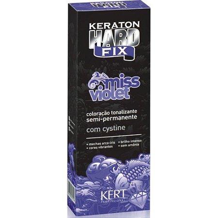 Kert Keraton Tonalizante Hard Fix - Miss Violet - 100g