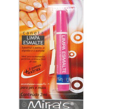 MIRRA'S Caneta Limpa Esmalte 2ml