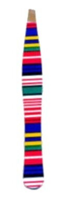 SANTA CLARA Pinça em Aço Estampado cores e desenhos sortidos (1764)