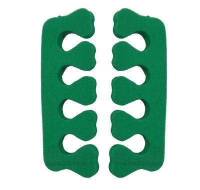 Santa Clara Separador para Dedos Modelo Coração em EVA cores sortidas 2un (1966)