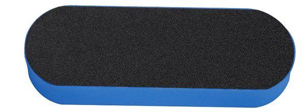 Santa Clara Lixa para Pés E.V.A 25MM Azul (2346)