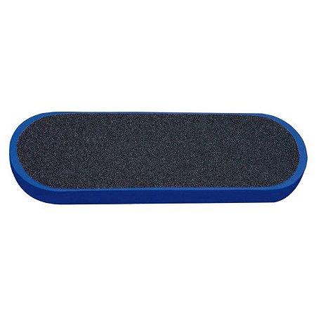 Santa Clara Lixa para Pés Soft Simples EVA 15mm lixa preta (2647)