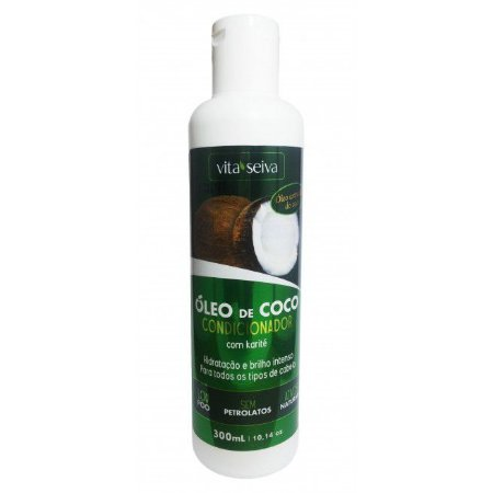 VITA SEIVA Óleo de Coco Condicionador 300ml