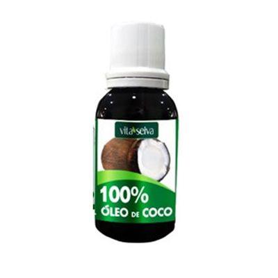 Vita Seiva Oleo de Coco Oleo Capilar 100% - 30ml