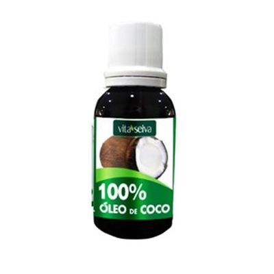 VITA SEIVA Óleo Capilar 100% Óleo de Coco 30ml