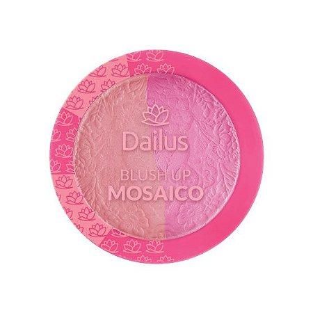 Dailus Blush Up Mosaico 06 Rosa Floral