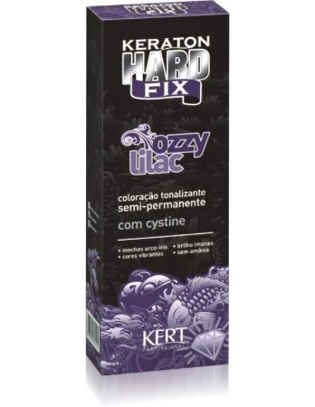 Kert Keraton Tonalizante Hard Fix - Ozzy Lilac - 100g