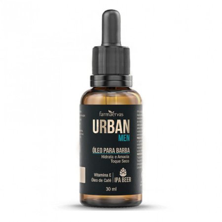 Urban Men Óleo para Barba - 30ml