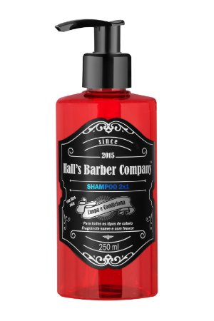 Hall's Barber Company Shampoo 2x1 - 250ml