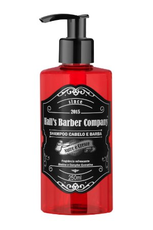 Hall's Barber Company Shampoo Cabelo e Barba - 250ml