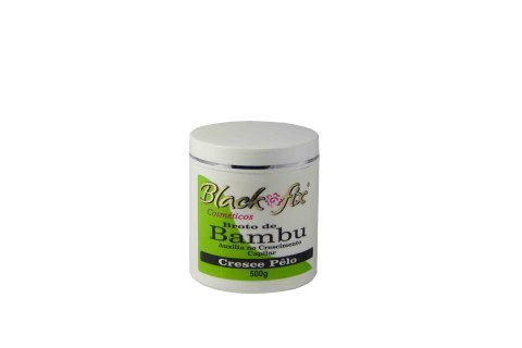 Black Fix Bambu Máscara - 500g