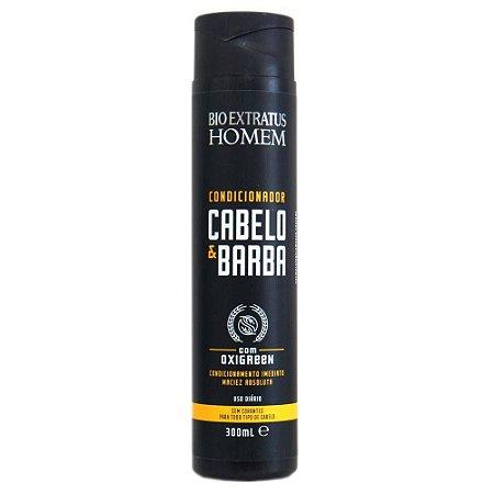Bio Extratus Homem Condicionador Cabelo & Barba 300ml
