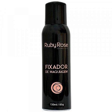 Ruby Rose Fixador de Maquiagem - 150ml