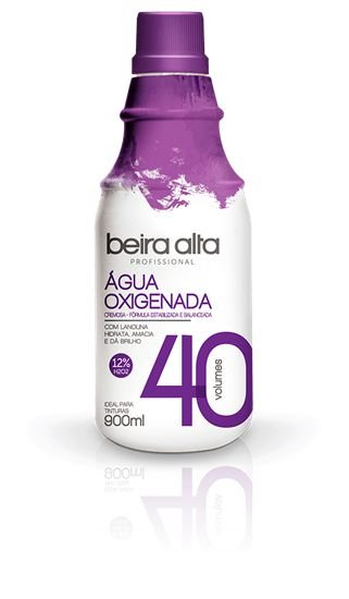 Beira Alta Água Oxigenada Cremosa 30 Volumes - 900ml