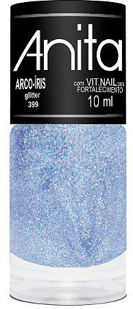 ANITA Esmalte Glitter Arco-Íris