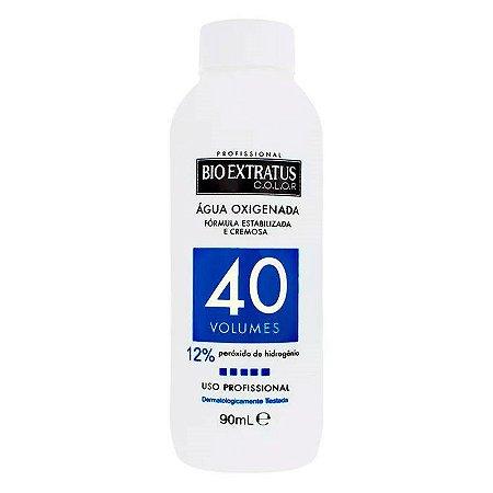 Bio Extratus Color Água Oxigenada 40 Volumes 90ml