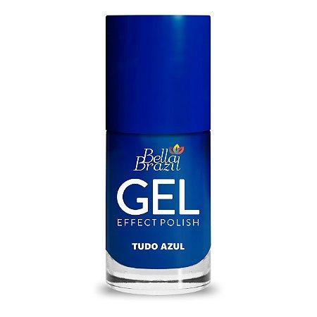 Bella Brazil Esmalte Gel Todo Azul - 8ml