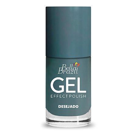 Bella Brazil Esmalte Efeito Gel Desejado 8ml