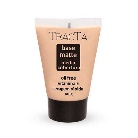 TRACTA Base Matte Média Cobertura 01