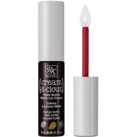 RK by Kiss Batom Cream.Li.Cious Matte Sipping Wine (RSMC07BR)