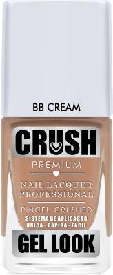 Crush Gel Look Esmalte Cremoso BB Cream