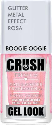 Crush Gel Look Esmalte Glitter Metal Effect Boogie Oogie