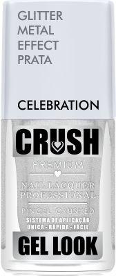 Crush Gel Look Esmalte Metal Effect Celebration