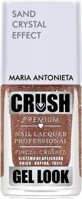 Crush Gel Look Esmalte Sand Crystal Effect Maria Antonieta
