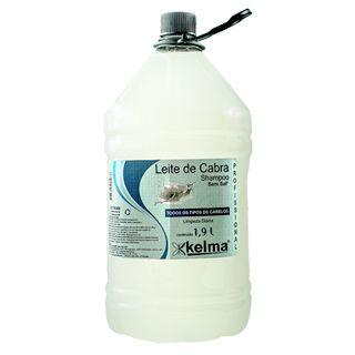 Kelma Shampoo Leite de Cabra 1,9l