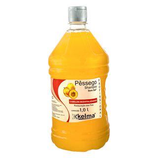 Kelma Shampoo Pêssego 1L