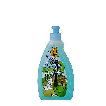 Meu Cheirinho Kids Shampoo Azul - 330ml