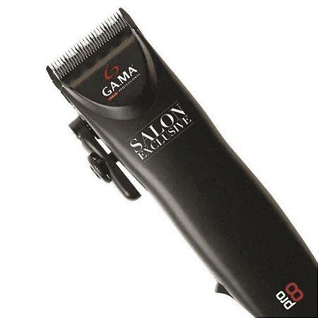 Gama Italy Máquina de Corte Salon Exclusive Pro8 220v