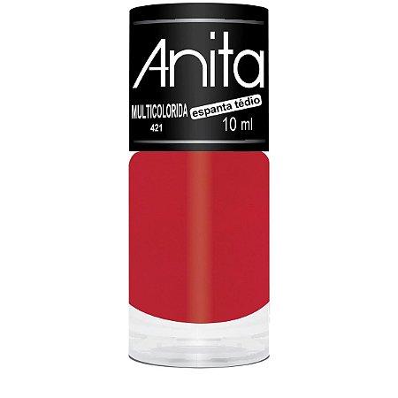 Anita Esmalte Cremoso Multicolorida