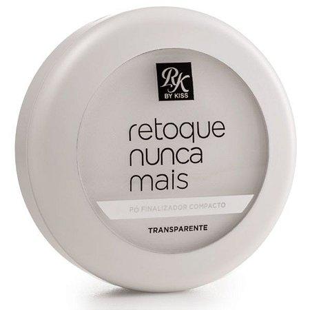 RK by Kiss Retoque Nunca Mais Pó Finalizador Compacto Transparente (RSP03BR)