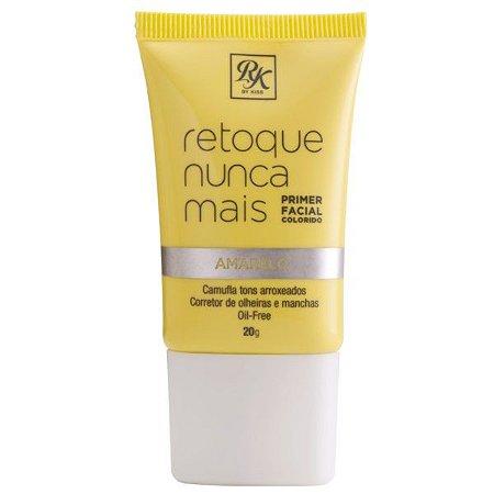 RK by Kiss Retoque Nunca Mais Primer Facial Colorido Amarelo 20g (RFP04BR)
