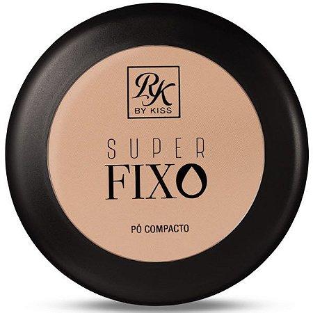 RK by Kiss Super Fixo Pó Compacto #01 Marfim (RFPC01BR)