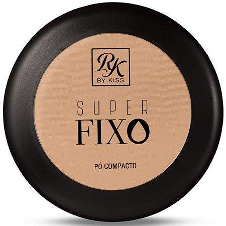 RK by Kiss Super Fixo Pó Compacto #02 Natual (RFPC02BR)