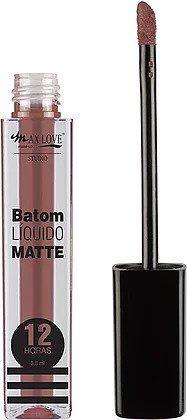 MAX LOVE Studio Batom Líquido Matte 12H 74 3,8ml