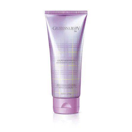GIOVANNA BABY Loção Hidratante Lilac 200ml