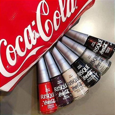 Risqué Esmalte Coleção Coca-Cola